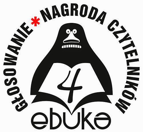 Głosowanie na Ebuka2014 - nagroda czytelnika