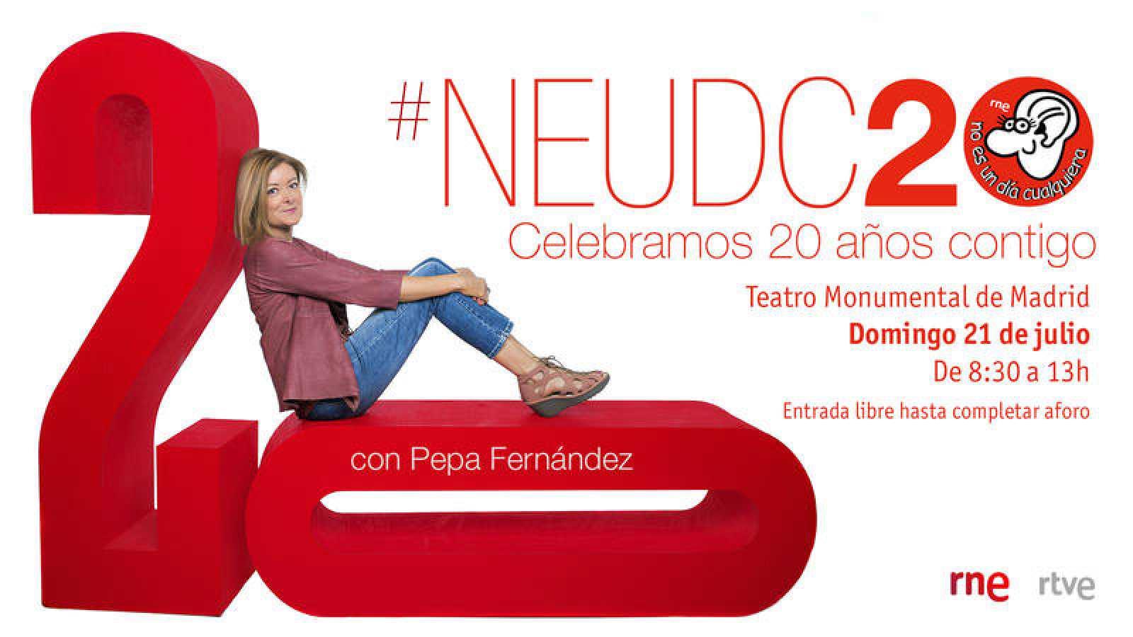 LA SALIDA DE PEPA FERNÁNDEZ DE 'NEUDC'