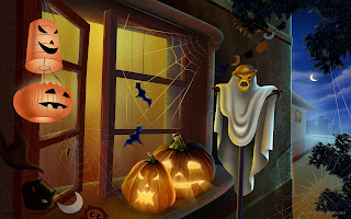 Halloween HD wallpapers - 016