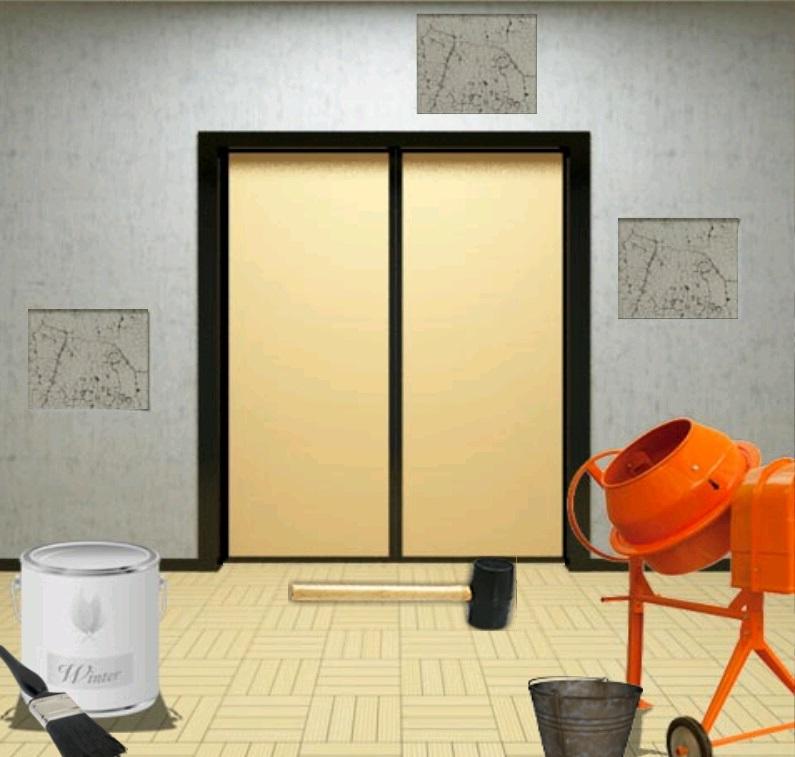 100 Doors Floor 34 Solution