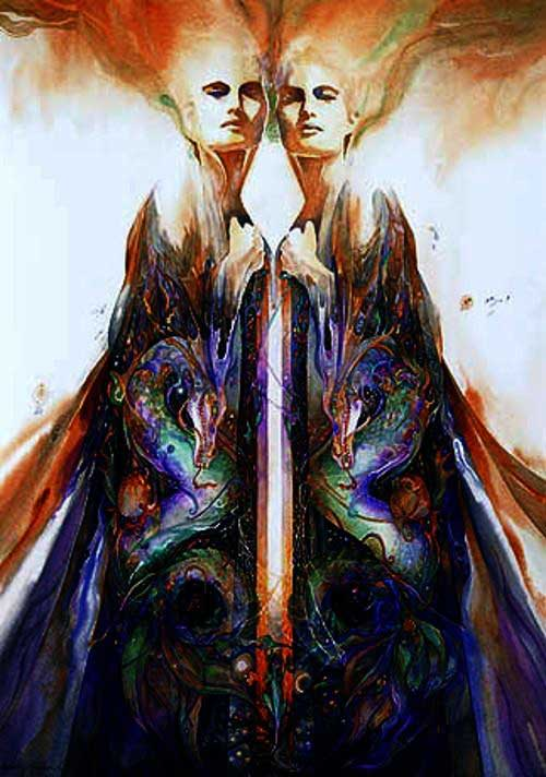 MAGICK RIVER Love Poems by Oriah Mountain Dreamer repost
