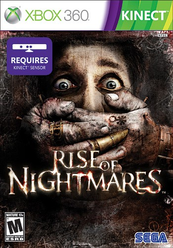Rise of Nightmares, Kinect, Xbox, FPS, Motion Gaming, article, review, gaming, games, videogames, video games, Future Pixel