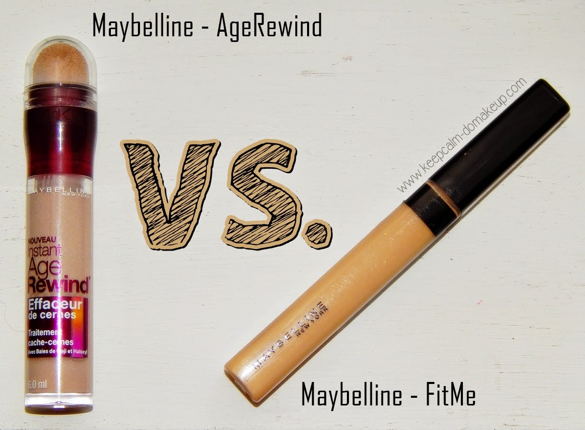 Corrector fitme age rewind maybelline