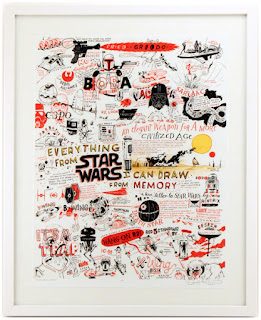 1 Star Wars art show at Gallery Nucleus