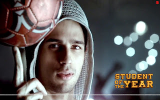 Student Of The Year HD Sidharth Malhotra Wallpaper