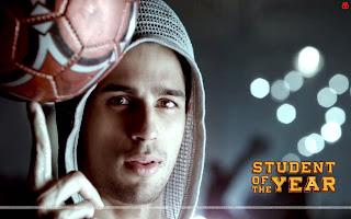 Student Of The Year HD Sidharth Malhotra Wallpaper