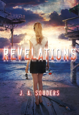 Cover Reveal: Revelations (The Elysium Chronicles #2) by J.A. Souders