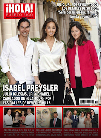 MY WORK FOR HOLA PUERTO RICO(COVER)