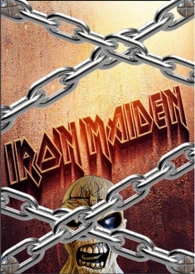 Ebook Iron Maiden The Book Of Rocks 1ª Edição