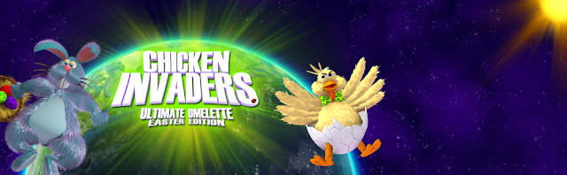 play chicken invaders online free