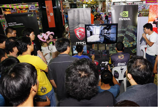 NVIDIA GeForce GTX 800M Gaming Notebooks