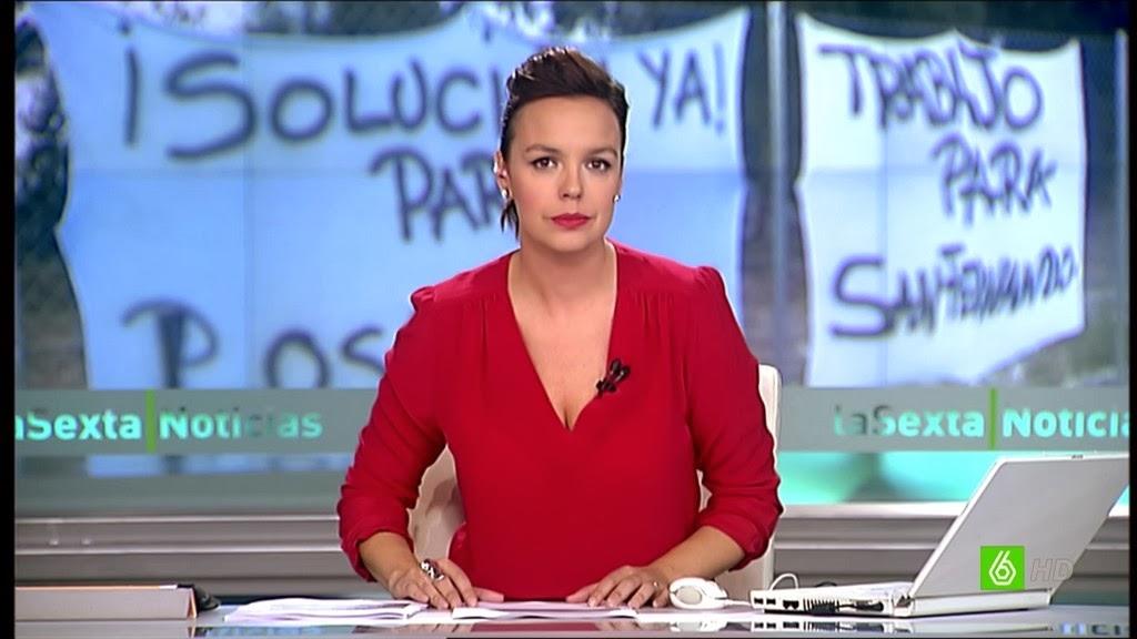 CRISTINA VILLANUEVA, LA SEXTA NOTICIAS (28.09.13)