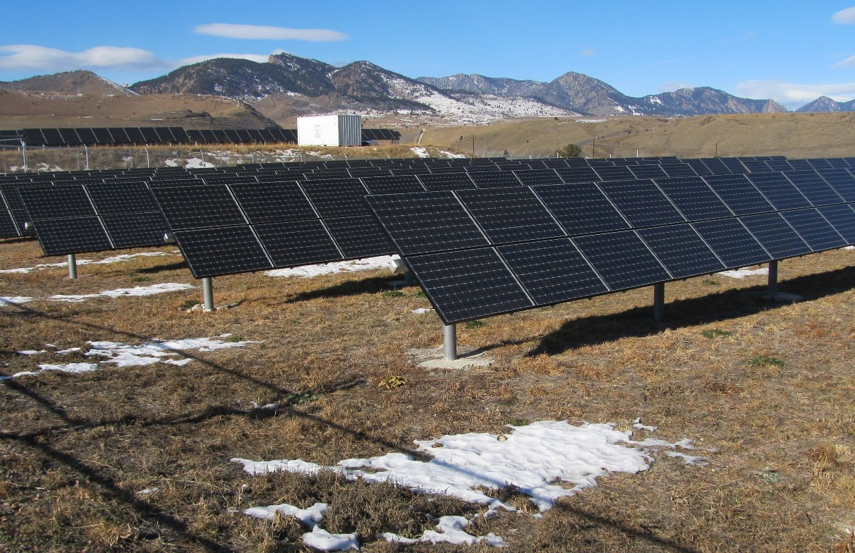 Coloradocasters energy farming in colorado a for Solar ranch
