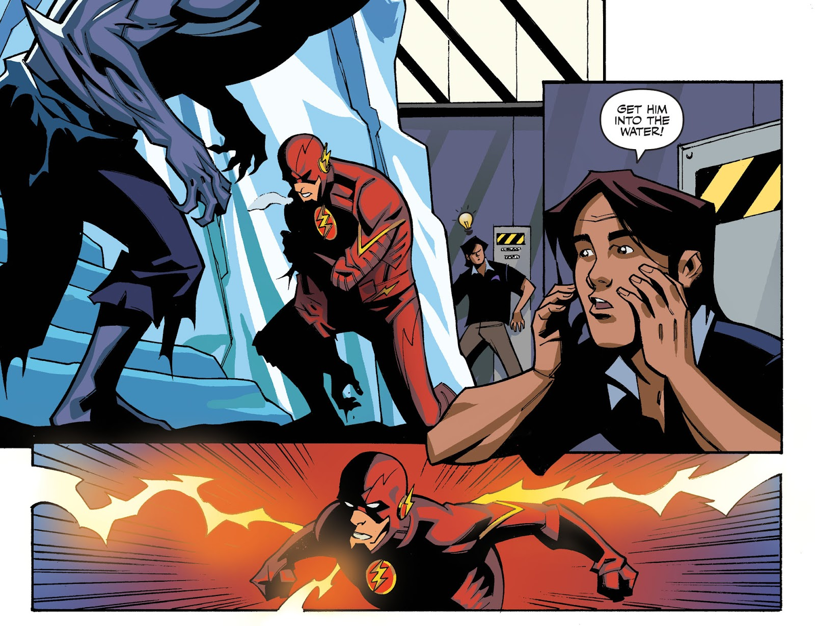 The Flash: Season Zero [I] Issue #13 #13 - English 11