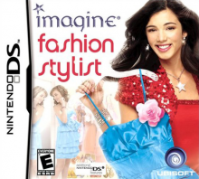 Imagine: Fashion Stylist (USA) NDS ROMS Free Download