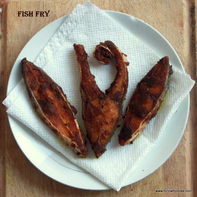 Fish Fry / Tilapia Fish fry / மீன் வறுவல்