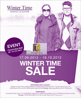 Winter Time Sale 2012