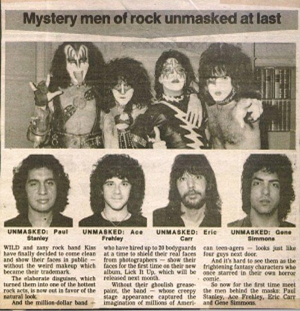Kiss Wicked Lester 2 Ace Frehley Wicked Lester And Progeny Demo Sessions