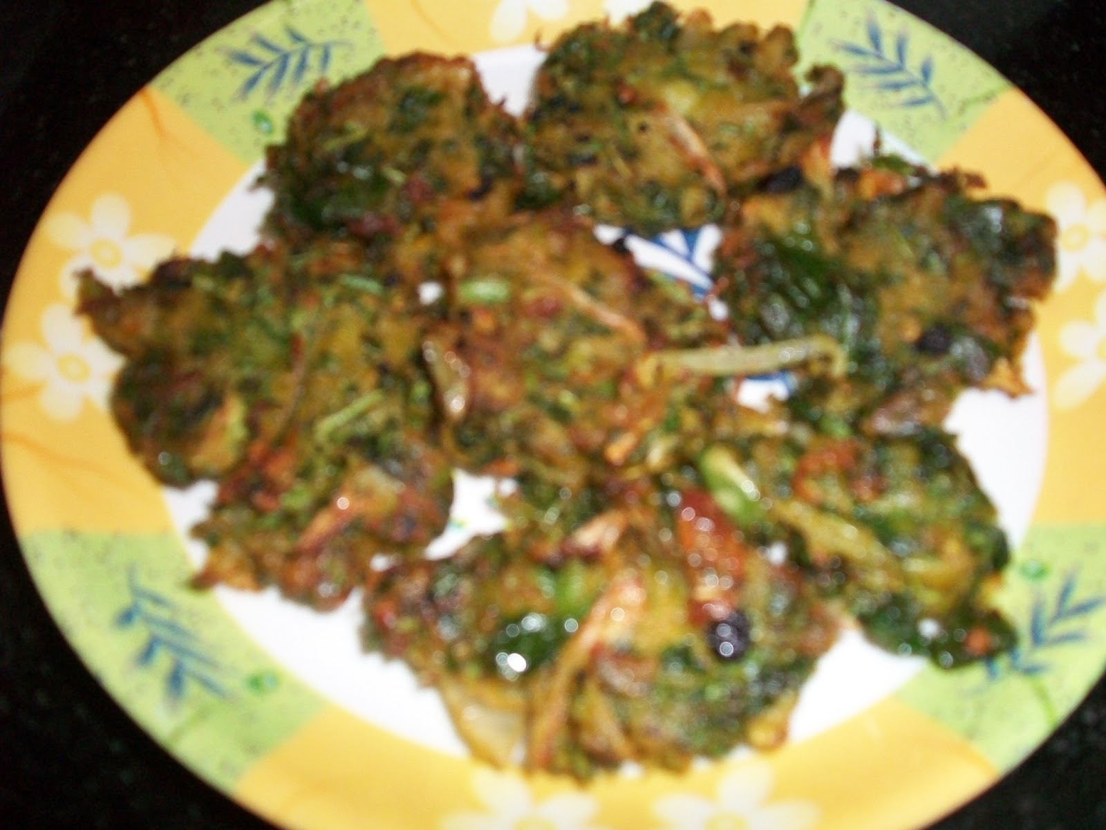 How to make Methi Pakora