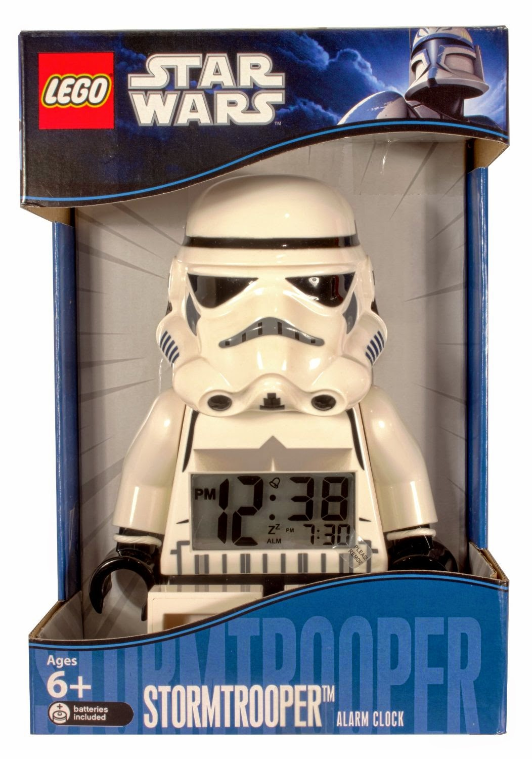 Despertador Trooper Star War