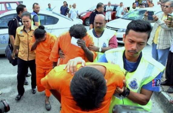 Tahanan reman 4 beranak kejam di Tapah dilanjutkan