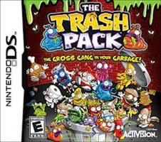 The Trash Pack   Nintendo DS