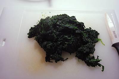 Crocchette di spinaci - Step 2