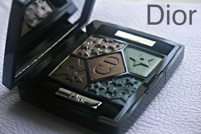 Dior Mystic Metallics 5 Couleurs Eyeshadow Palette in Bonne Etoile