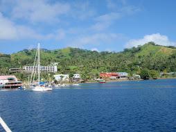 Views from Sava Sava, Fiji