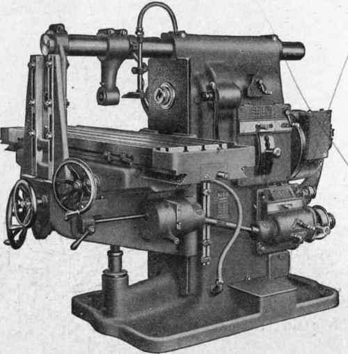 eli inventions milling machine