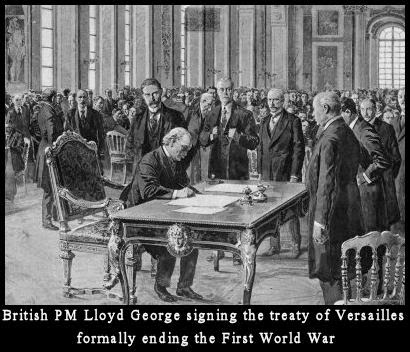 the treaty of versailles a formal agreement to end the war 03122009 russia and japan set to sign treaty ending world war ii  over a still-unsigned peace treaty that would finally bring a formal end to the war.