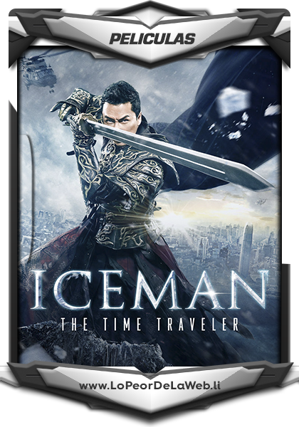 Iceman 2 The Time Traveller (2018).720p.BRrip.x264.850MB