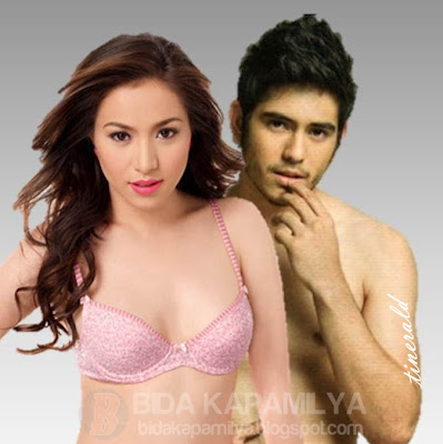Gerald Anderson and Cristine Reyes (Tinerald) team up in a new teleserye from ABS-CBN