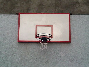 Papan Dan Ring Basket