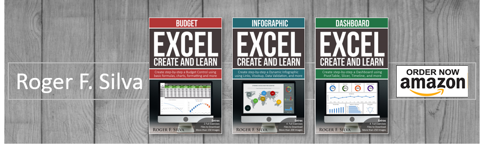 Roger F Silva - Create and Learn - Excel