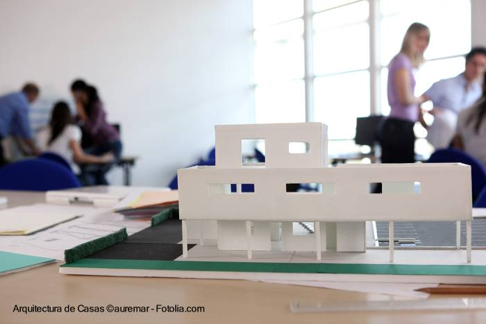 arquitectura de casas maquetas de casas residenciales