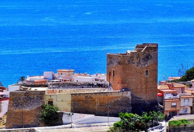 Castillos y fortalezas de espa a for Balaustres granada