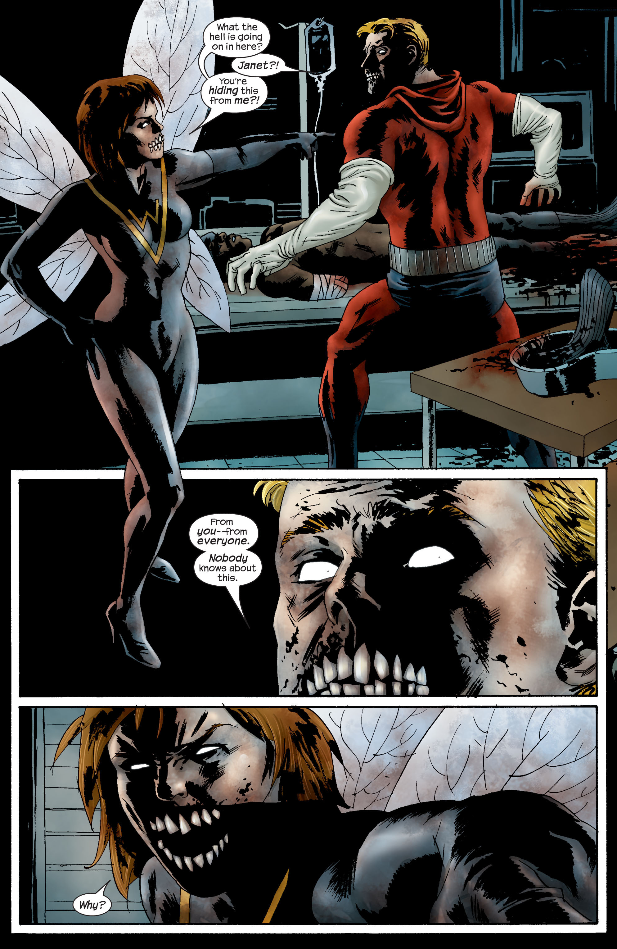 Marvel Zombies (2006) Issue #2 #2 - English 8