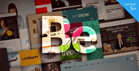 BeTheme - Responsive Multipurpose WordPress Theme 2015