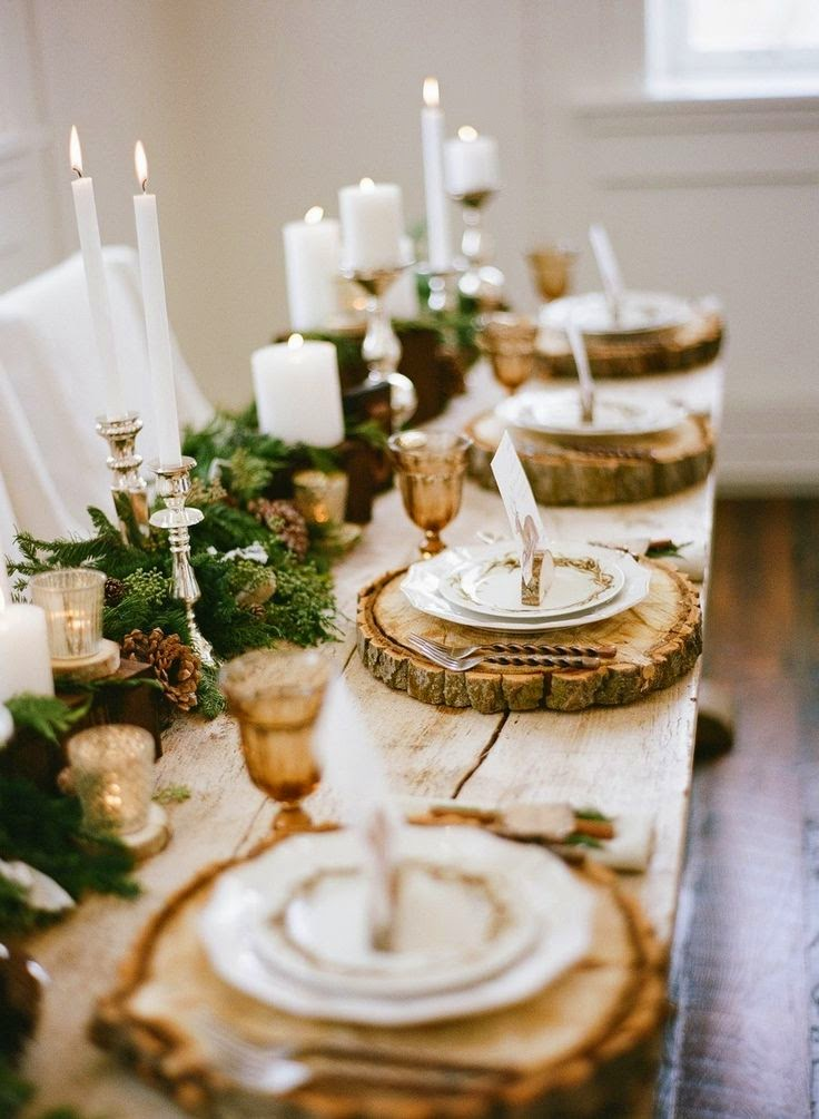 Megan\'s Parties & Good Eats: Holiday Party Decor Ideas