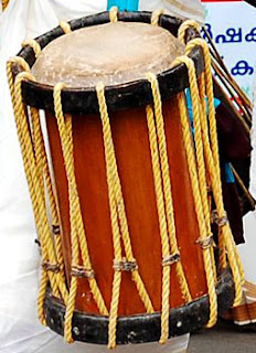 Chenda Musical Instrument