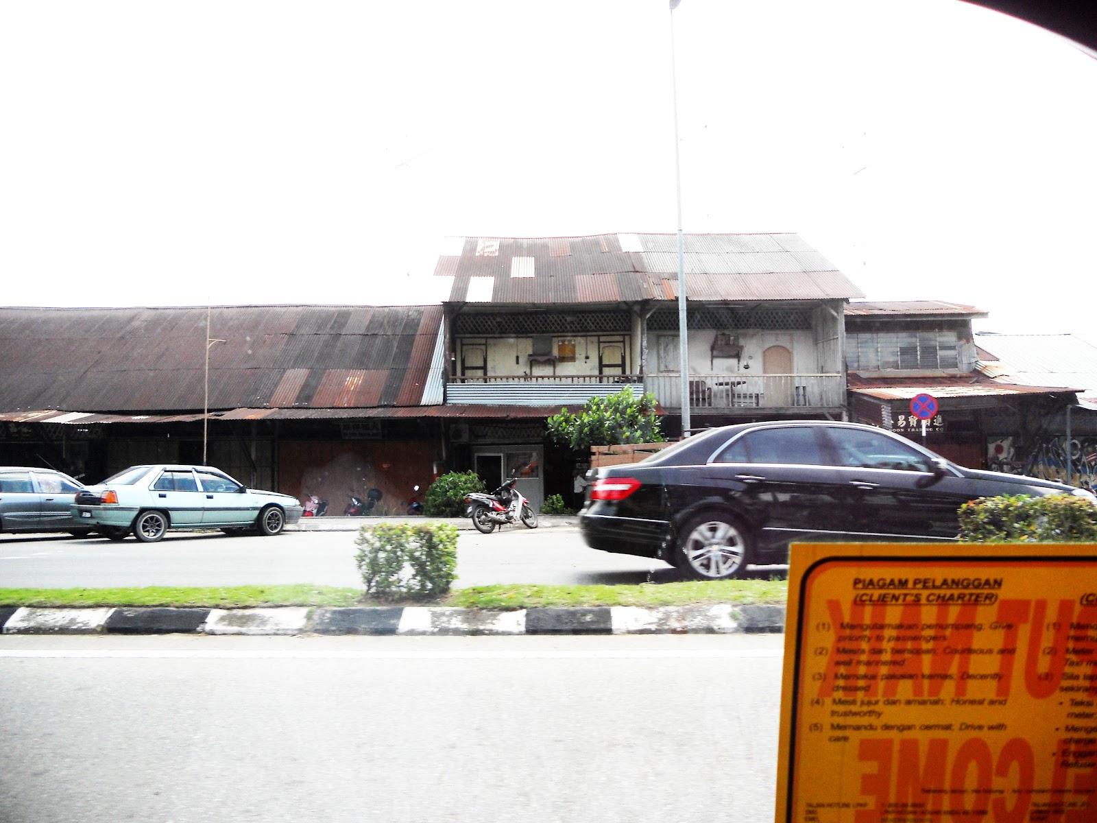 Mj Kaki Conteng Bercuti Ke Johor Bahru