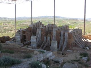 yacimiento arqueológico celtíbera Botorrita