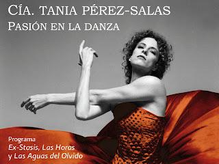 Tania Pérez-Salas en el Palacio de Bellas Artes
