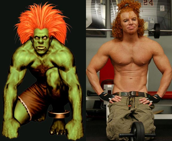 Carrot Top-Blanka