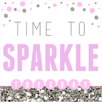 Time to Sparkle Tuesday Link Party at Love Grows Wild www.lovegrowswild.com
