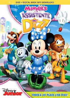 Download - A Casa do Mickey Mouse – Minnies é o Assistente de Dizz – DVDRip AVI + RMVB Dublado