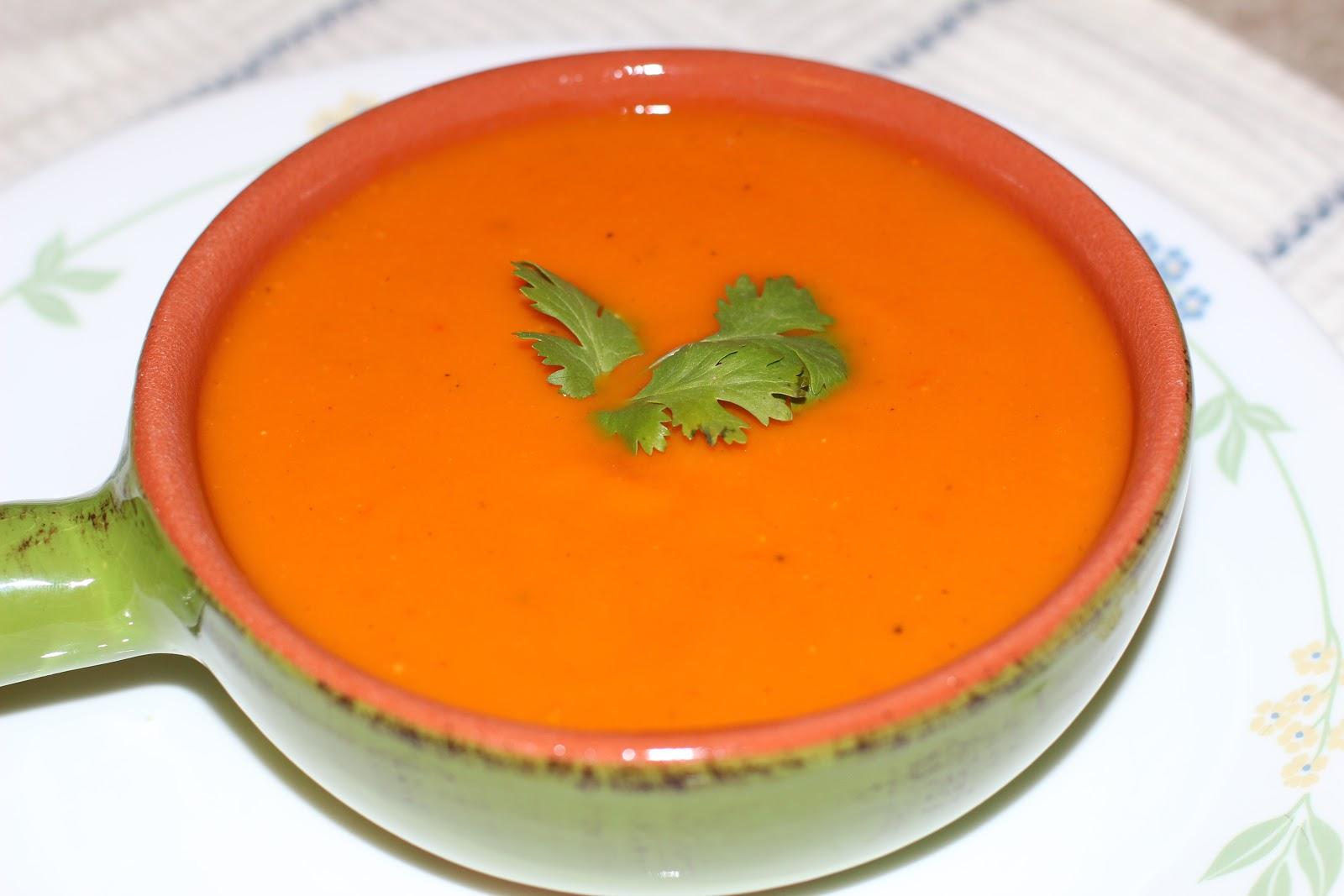 Elaichii: Creamy Tomato Soup