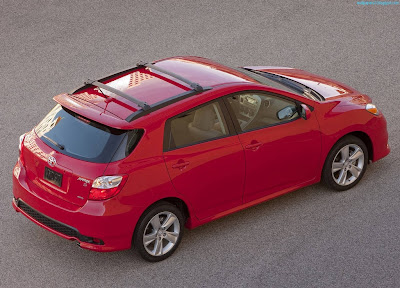 Toyota Matrix Standard Resolution Wallpaper 3