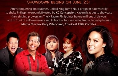 CONFIRMED: Pilita Corales, Judge ng X Factor Philippines